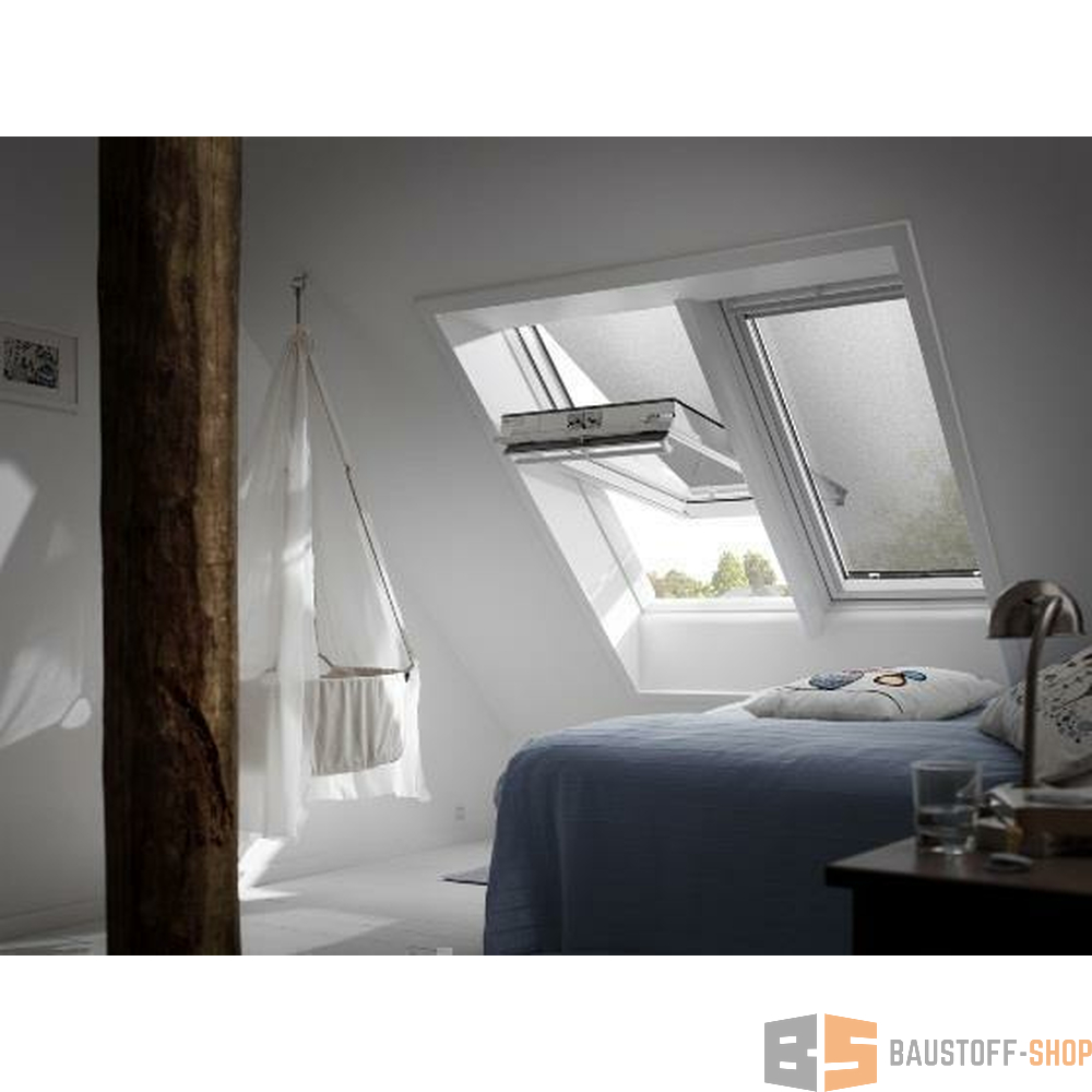 velux markisette aluminium uk08 elektrisch mml 523 20. Black Bedroom Furniture Sets. Home Design Ideas